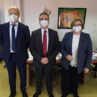 Terni: insediati il direttore sanitario Simona Bianchi e il direttore amministrativo Piero Carsili