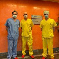 Al Salus Hospital di Reggio Emilia trattato l'8° caso al mondo di tiroide ectopica all'interno del pericardio