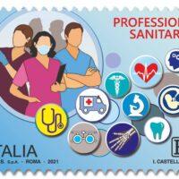 Professioni socio sanitarie: emesso il francobollo