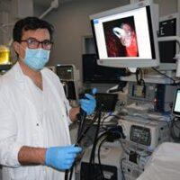 Innovativo intervento in endoscopia alle Scotte di Siena: scongiurata l'asportazione di organi vitali
