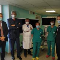 Una nuova Colonna 4K per l'Urologia di Vercelli