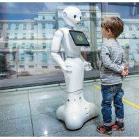 La robotica assistiva e l'intelligenza artificiale al servizio dei bambini con autismo