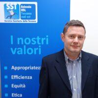 Gianfranco Autieri nominato direttore dell'Uoc Governo appropriatezza delle risposte sanitarie e tempi di attesa dell'Azienda Usl Toscana sud est