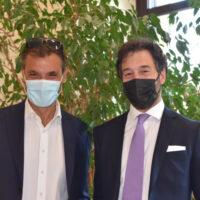 Presentati i due nuovi primari di Medicina Interna e Ginecologia – Ostetricia dell'ospedale di Forlì