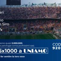 MAPCOM Consulting firma la campagna 5X1000 di UNIAMO