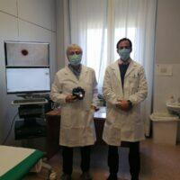 All'Ospedale Villa Pineta di Gaiato arriva il videodermatoscopio digitale
