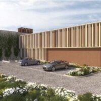 Inaugurato il cantiere IEO Proton center