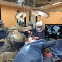 Chirurgia robotica dell'anca: una nuova apparecchiatura all'avanguardia installata al Policlinico di Mode