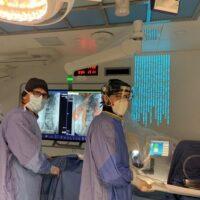 Chirurgia endovascolare dell'arco dell'aorta: intervento da Baggiovara trasmesso in diretta in Europa e Giappone