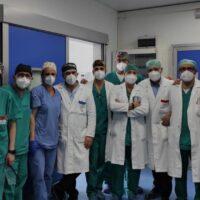 A Molfetta doppio intervento alla milza in laparoscopia