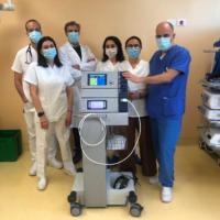 Una Criopinza endoscopica per le Malattie dell'Apparato Respiratorio dell'AOU di Modena