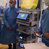 Un innovativo macchinario per la chirurgia laparoscopica all'Istituto Nazionale dei Tumori di Milano
