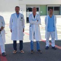 Eseguito un intervento di endoscopia bronchiale dalla Chirurgia toracica del Sant'Anna di Como