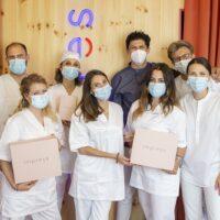 Impress inaugura a Milano la sua prima clinica dedicata alla metodologia di trattamento ortodontico con allineatori invisibili