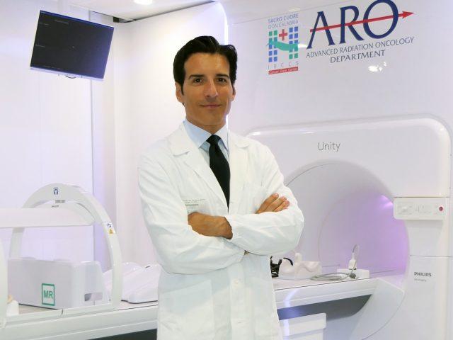 """Al """"Sacro Cuore Don Calabria"""" di Negrar radioterapia in una sola seduta"""