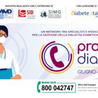 """Parte la campagna """"Pronto Diabete"""""""