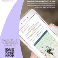 """Attiva a Verona la web app """"Insieme a Te"""""""