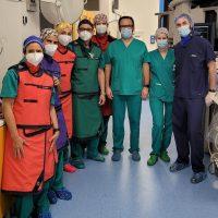 Ospedale di Conegliano: innovativo intervento di rimozione dei calcoli biliari