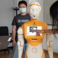 Al Disi di Trento arriva il robot umanoide ARI