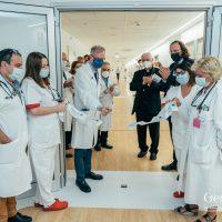 Al Gemelli di Roma inaugurato il nuovo reparto di Oncologia Medica