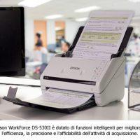 Epson presenta una serie di scanner ideali per il settore sanitario