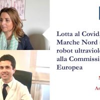 L'Azienda Ospedaliera Marche Nord si dota del robot ad ultravioletti