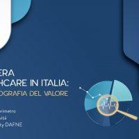 Consorzio DAFNE pubblica un'indagine riguardante l'ecosistema healthcare