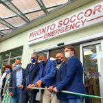 Inaugurato il nuovo Pronto Soccorso dell'Ospedale Martini di Torino