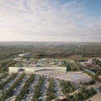 Presentato il progetto del nuovo ospedale di Andria