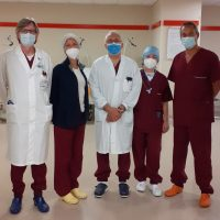 Eccezionale intervento per l'asportazione di un tumore del pancreas al Sant'Anna di Como