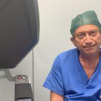Nefrectomia con tecnica robotica assistita al Policlinico di Bari