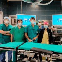 Una nuova colonna laparoscopica all'Ospedale Maria Vittoria di Torino