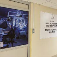 All'Ospedale di Benevento arriva da Vinci Xi