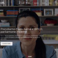 """Asma e BPCO: nasce il portale """"Prendiamo Fiato"""""""