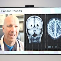 La piattaforma di video conference di LG offre un servizio di telemedicina basato sul real-time cloud