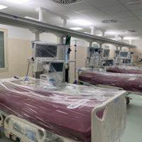 Nuove terapie intensive e sale operatorie al Policlinico di  Palermo
