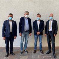 Josef Widmann nuovo Direttore sanitario dell'Azienda Sanitaria dell'Alto Adige