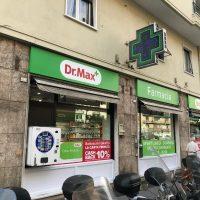 Dr.Max: diventano 4 le farmacie a Genova