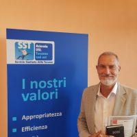 Marco Becattini nuovo direttore UOC Farmaco Tossicodipendenze di Arezzo