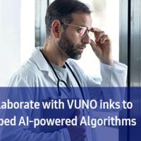 Samsung collabora con VUNO per incorporare algoritmi basati sull'intelligenza artificiale