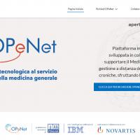 OPeNet: piattaforma clinica digitale con Intelligenza Artificiale a supporto del Medico di Medicina Generale