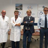 Emanuele Sesti è il neo responsabile del pronto soccorso della Fondazione Giglio di Cefalù