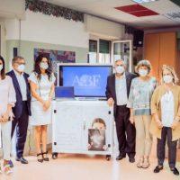 """Al Santobono di Napoli prende via il progetto """"Digital Lab – Con Te per disegnare il futuro"""""""