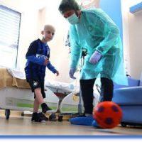 Sport terapia per bambini con tumore: sperimentazione al Centro Maria Letizia Verga di Monza
