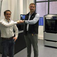 Stratasys firma un accordo con Bone 3D per implementare la stampa 3D su tutta la rete ospedaliera francese