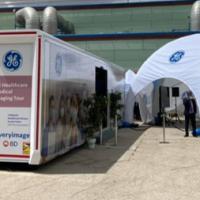 """GE HEALTHCARE porta le più recenti innovazioni in campo diagnostico in giro per l'Italia con il """"Women Health Truck"""""""