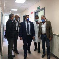 All'ospedale Villa Scassi di Genova nuovo reparto di psichiatria