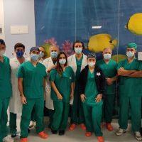 Chirurgia urologica robotica: al Misericordia di Grosseto eccezionale intervento su una donna monorene con 7 tumori